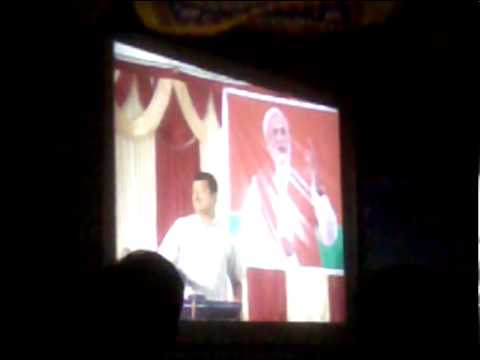 Talk on Narendra Modi NaMo Brigade by Sri Chakravarthy Sulibele