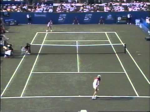 Thomas Muster vs Jim Courier US Open