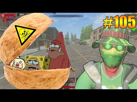 H1Z1 in a NUTSHELL! H1Z1 (HILARIOUS TOXIC PLAYERS) - Oddshots & Funny Moments #105