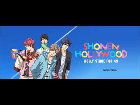 Hello sekai! Opening Shounen hollywood FULL HD  (Lyrics in description )
