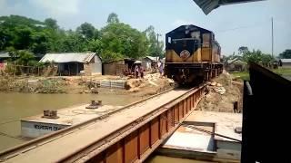 Bangladesh Railway Ferry | রেলওয়ে ফেরী, ২০১৫ সালের ভিডিও | Bangladesh Railway