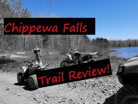 Chippewa Falls ATV Trail Review