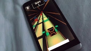 Cube Runner 3D and Impossible 3D Game for BlackBerry 10