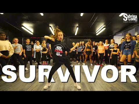 Survivor - Destiny Childs Dance   Choreography Sabrina Lonis   LAX STUDIO