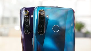 Realme 5 & 5 Pro Review: Quad Cameras For US$140!