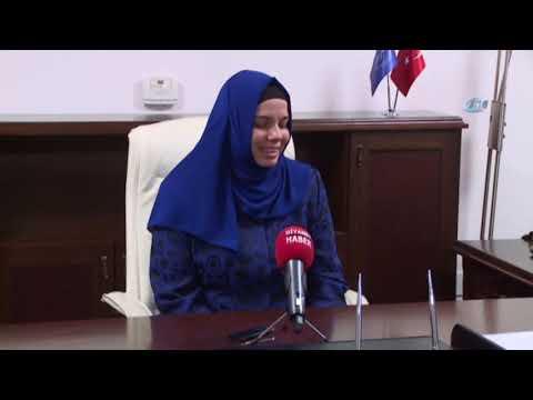 Diyanet'in İlk Kadın Başkan Yardımcısı Görevine Başladı