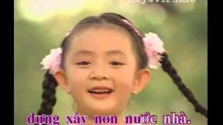 THTK 09 10   Thiếu Nhi   Bàn Tay Xíu Xíu