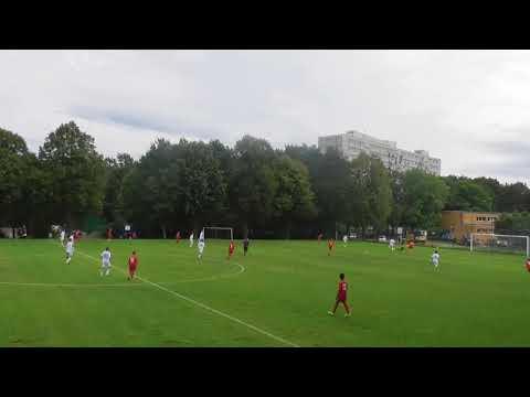 Sestřih branek U15 FCB - Zbrojovka Brno