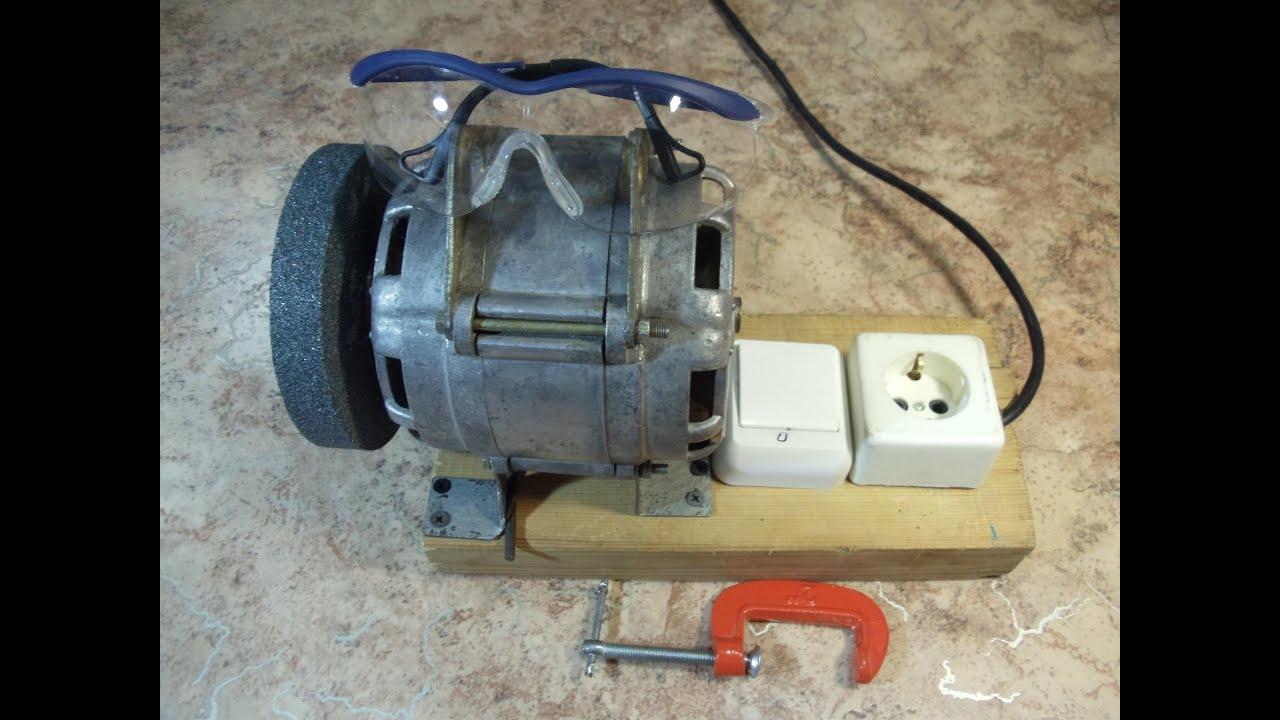 Поделки из двигатель от пылесоса