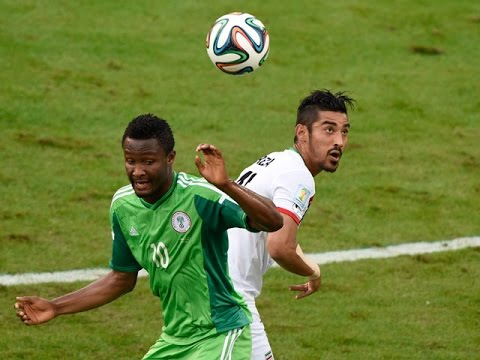 Germany see off brave Algeria - just