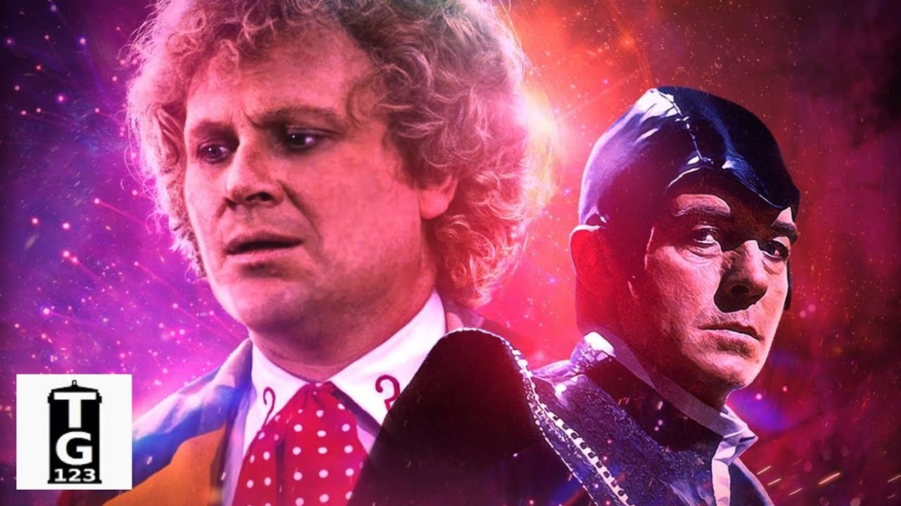 Doctor Who 6th Doctor Doctor Who The Sixth Doctor