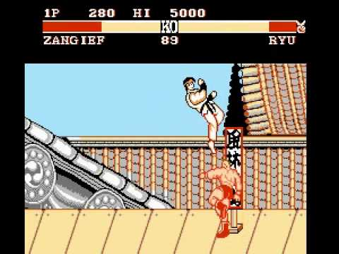 Weird Pirated Games: City Fighter 4 (NES)