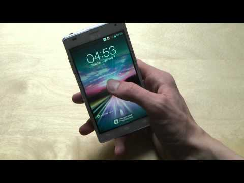 LG Optimus 4X HD - Installation & First Hands-On Review