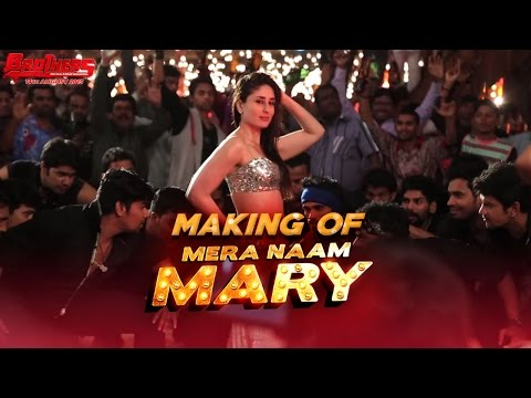 Making Of Mera Naam Mary | Brothers | Kareena Kapoor Khan, Sidharth Malhotra