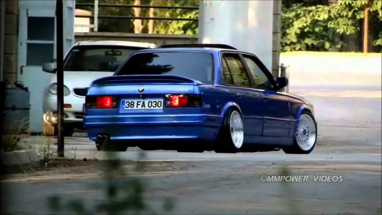 Mmpower Bmw E30 325i Estorilblue Project ᴴᴰ Youtube