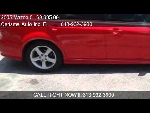 2005 Mazda 6  - for sale in Tampa, FL 33612