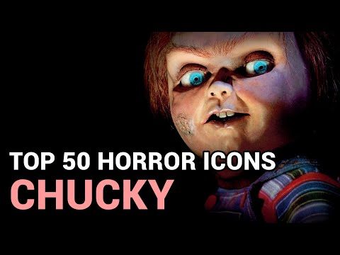 09. Chucky / Charles Lee Ray (Horror Icons Top 50)