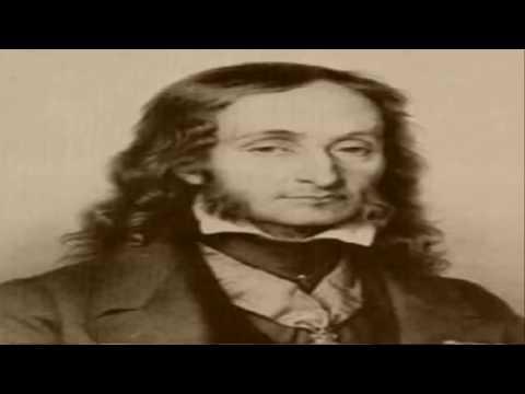 La Historia De Paganini (El Violinista Diabólico)