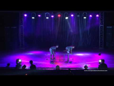cheel cheel chilla k duet dance by atamjeet dance institute