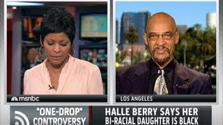 Halle Berry custody battle re-opens 'one drop rule' debate