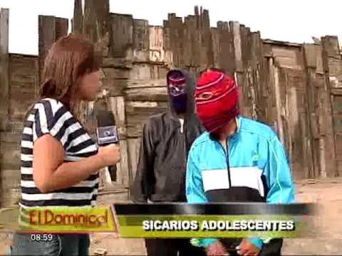 Sicarios adolescentes: peligrosos jóvenes capaces de matar a cualquier precio