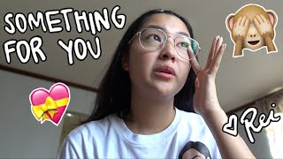 THE TRUTH ABOUT MY JOURNEY & A LITTLE SURPRISE | Rei Germar
