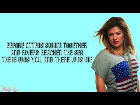 Kelly Clarkson & Hoda Kotb - I've Loved You Since Forever (with LYRICS)
