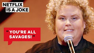 Fortune Feimster Trained To Become A Debutante | Netflix Is A Joke