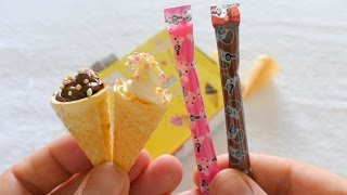 My Cone Candy Ice Cream by Roscela - DIY