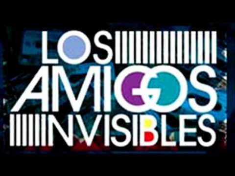 Los Amigos Invisibles - Fonnovo