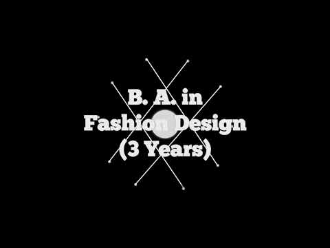 Bachelors Degree UGC Approved - #InteriorDesign & #FashionDesign