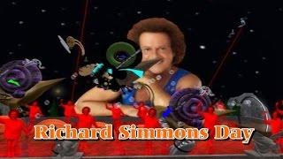 Giant snail race 445 16 Oct 22th Richard Simmons