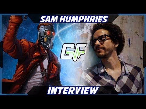 Marvel Contest of Champions: Sam Humphries Interview
