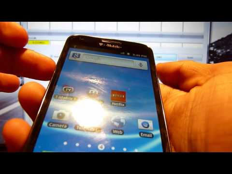 How To Unroot Samsung Galaxy S2 / S II T989 T-Mobile Back to GingerBread!