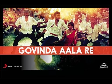 Rangrezz - Govinda Aala Re Official HD Full Song Video feat. Jackky Bhagnani