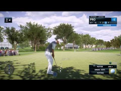 EA SPORTS Rory McIlroy PGA TOUR | Quick Rounds Gameplay | Xbox One & PS4