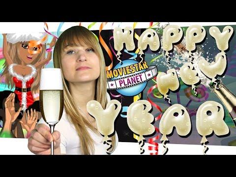 ►Happy New Year◄ Let's Play MovieStarPlanet mit Miri #021