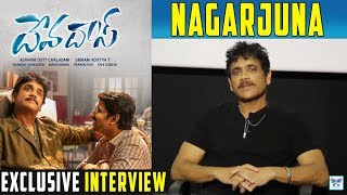 Nagarjuna Interview About Devadas Movie | Nani | Akkineni Nagarjuna | Rashmika | Akanksha | #Devadas
