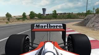 rFactor - F1 1988 - McLaren MP4/4 at Autodromo Villa Olimpica 19