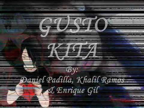 GUSTO KITA - Daniel Padilla, Khalil Ramos & Enrique Gil ( Jarisse Mendoza Pr