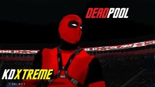 WWE: Deadpool vs Thor Extreme Rules