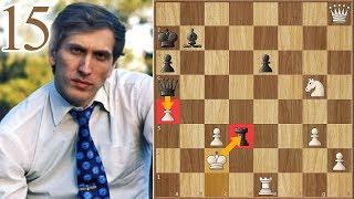 $1.250.000   Spassky vs Fischer   (1972)   Game 15