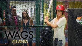 WAGS Atlanta | Kaylin Jurrjens and Hubby JJ Go on a Double Date | E!