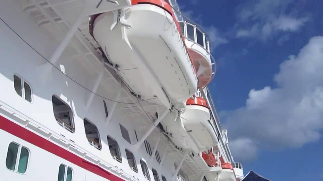 Carnival Dream Cruise Ship Tour Carnival Dream Cruise Ship