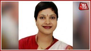 BJP MLA Anita Rajput Gets Rs 10 Lakh Extortion Threat Over WhatsApp | 100 Shehar 100 Khabar