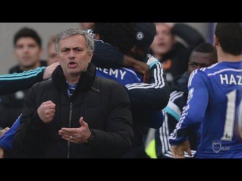 Expediente: José Mourinho un amigo especial (Parte 1)