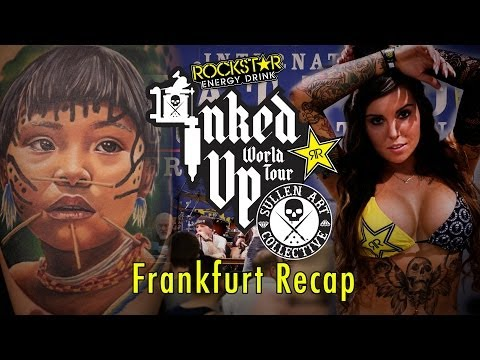 Inked Up World Tour Frankfurt Germany Recap