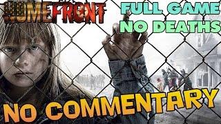 Homefront - Full Game Walkthrough 【No Commentary】