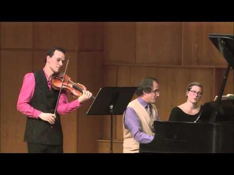 Strauss Sonata Mvt 2