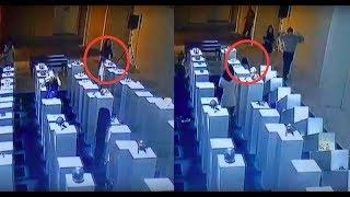Woman's Selfie Attempt Destroys $200,000 Art Installation Near L.A. Chinatown